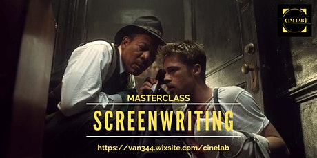 Masterclass: Screenwriting tickets