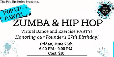 Pop Up Zumba & Hip Hop PARTY tickets