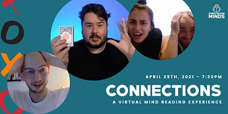 Connections - A Virtual Mind Reading Experience tickets