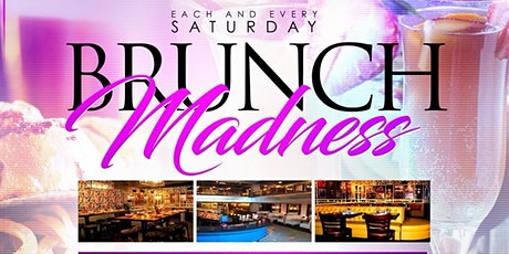 Brunch Madness @ 5TH & MAD tickets