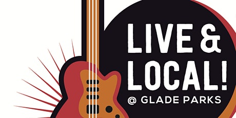 Live & Local Music on the Plaza at Glade Parks tickets