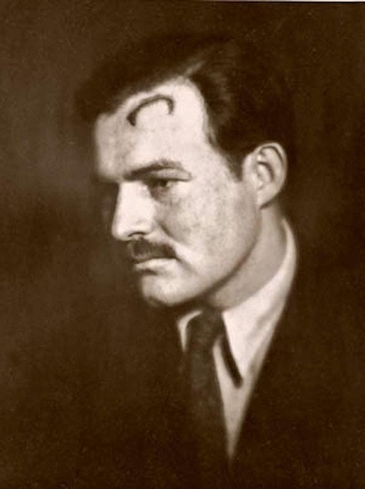 Hemingway's Paris in the Jazz Age image