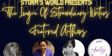 Storm's World Presents: The League Of Extraordinary Writers tickets