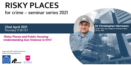 Risky Places and Public Housing: Understanding Gun Violence in NYC tickets