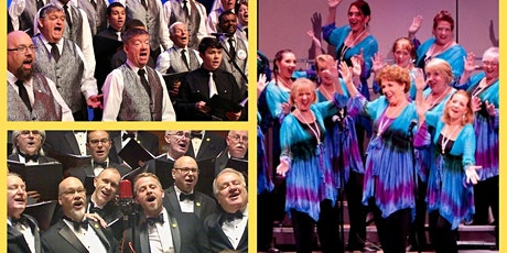 Three Local Choruses Present Free Online Show tickets