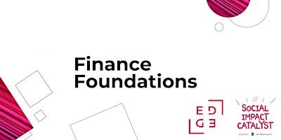 Finance Foundations