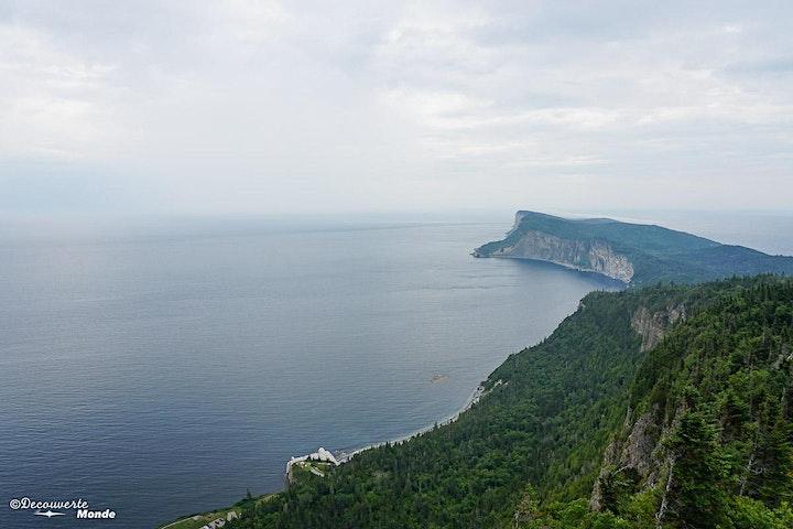 Image de Conférence : Découverte de la Gaspésie