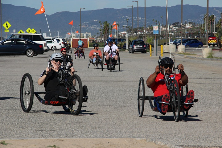 Handcycling Clinic image