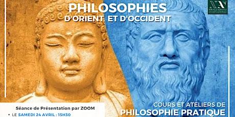 Atelier Découverte - Cycle de Philosophie Pratique billets