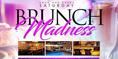 Brunch Madness @ 5th & Mad