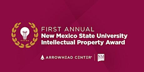 NMSU Intellectual Property Award Virtual Reception tickets