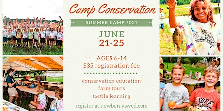 Camp Conservation tickets