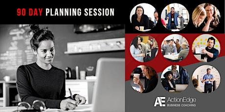 Okanagan  |  GrowthCLUB: 90 Day Planning Session tickets