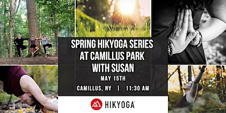 Spring Hikyoga Series at Camillus Park with Susan tickets