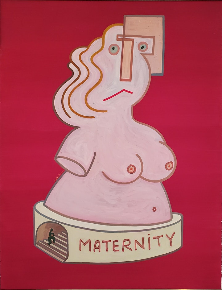 """First Friday, May 7th  - Celebrating Women & Mothers: """"The Mother Figure"""" image"""