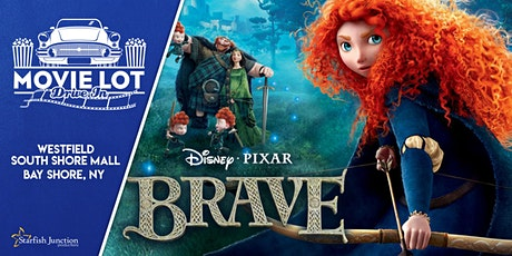 Movie Lot Drive-In Presents:  Brave - Saturday 5/8/21 tickets