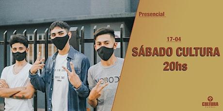Cultura - Caudal De Vida - Sábado  17/04 entradas