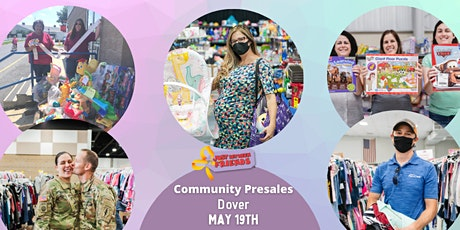 Community Presales | May 19th | JBF Dover tickets