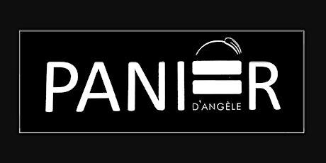 Panier d'Angèle  | Commande en ligne  - Menu du  21 avril 2021 billets