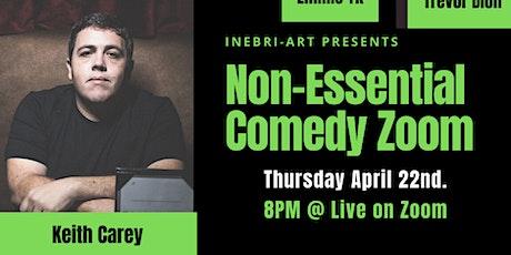 Non-Essential Comedy Show tickets