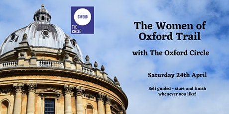 The Women of Oxford Trail with The Oxford Circle tickets