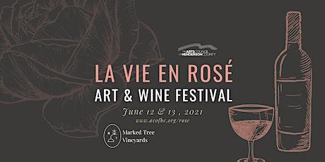 La Vie En Rosé tickets