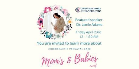 Moms & Babies Event tickets