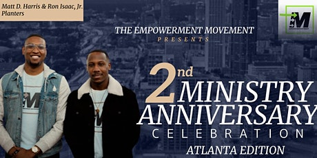 Empowerment Movement Anniversary tickets