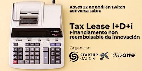 Tax Lease I+D+i: Financiamento non reembolsable da innovación entradas