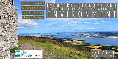 H&I Hustings - Industry, Economy and Society, in balance with Environment tickets