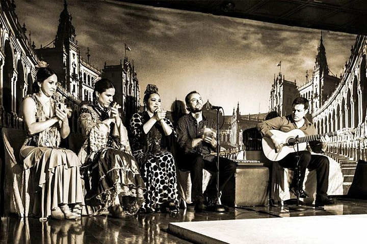 The Art of Flamenco Dinner Show at Cafe Sevilla_SD image