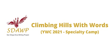 Climbing Hills With Words | YWC 2021 tickets