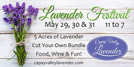LAVENDER FESTIVAL tickets
