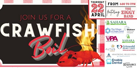 Crawfish Boil with The Ziggy Band tickets