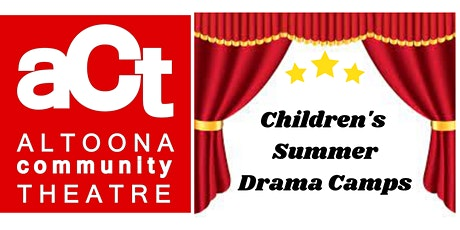 ACT Summer Drama Camp: K-4 with Kate Kale Wolf (Grades K,1,2) tickets