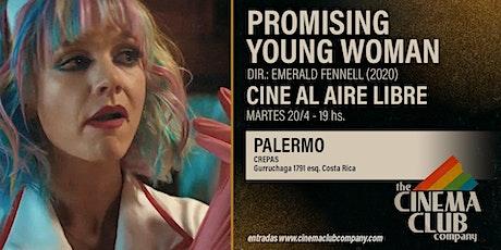 CINE AL AIRE LIBRE - HERMOSA VENGANZA (2020) - Martes 20/4 - 19HS entradas