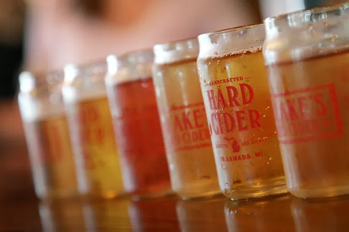 Blake's Hard Cider & RED Chocolates:  A Virtual Tasting Special Event image