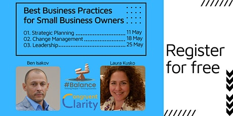 Best Business Practices for Small Business Owners tickets
