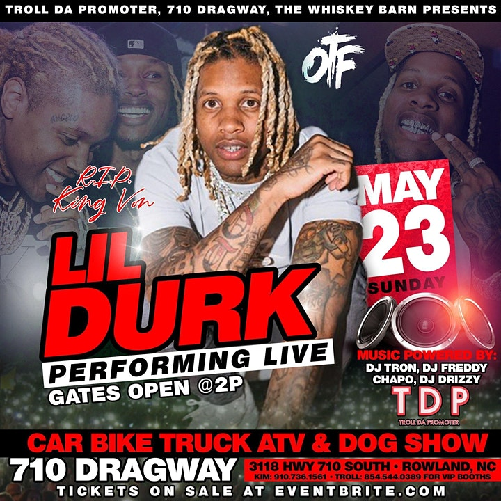 Summer Fest with Lil Durk image