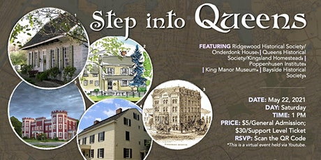 Step Into Queens tickets