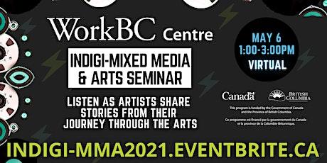 Indigi-Mixed Media Seminar tickets