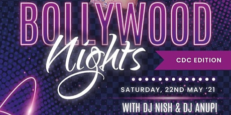 Bollywood Nights tickets