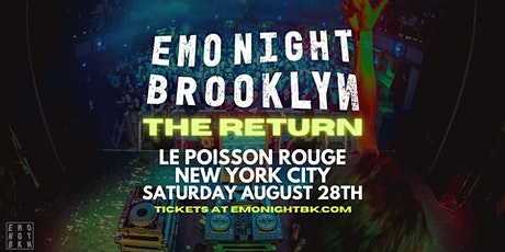 Emo Night Brooklyn tickets