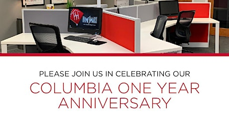 Columbia One Year Anniversary - HomeSmart Open House tickets
