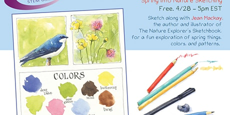 FREE Zoom for Young Artists, Explorers & Nature Lovers tickets