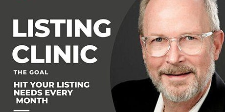 Listing Clinic w/ Gene Rivers tickets