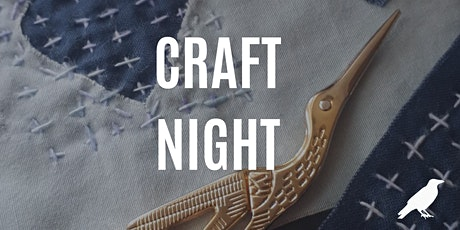 April 26  Craft Night - Stay at Home Edition tickets