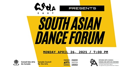 Community Learning Series: South Asian Dance Forum tickets