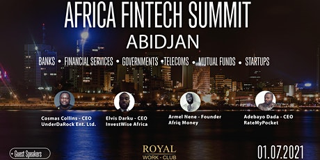 Africa Fintech Summit billets