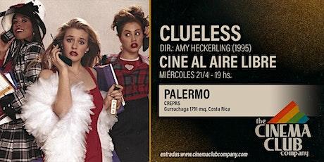 CINE AL AIRE LIBRE - CLUELESS (1995) - Miercoles 21/4 - 19HS entradas